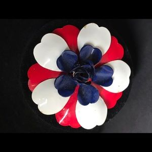 Jewelry - Nice antique brooch in time for July 4th